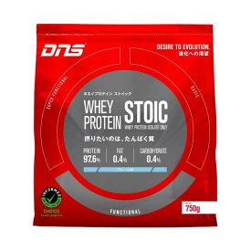 DNS ストイック ホエイプロテイン プレーン味 750g