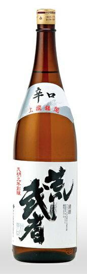 【ギフト 日本酒 焼酎】「京都の酒」【上撰】銀閣荒武者 1800mlキンシ正宗 京都府産