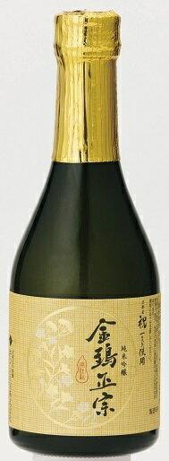【ギフト 日本酒】「京都の酒」金鵄  純米吟醸 300mlキンシ正宗 京都府産