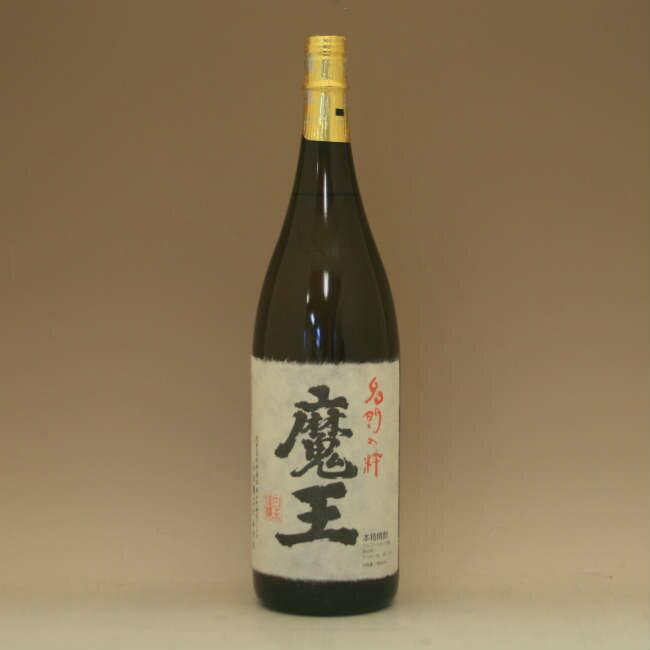 魔王 1800ml 【白玉醸造/鹿児島県】
