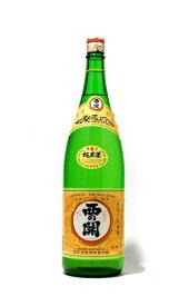 西の関 上撰 手造り純米酒 1800ml15度 萱島酒造有限会社 大分県 九州【ギフト 日本酒 焼酎】