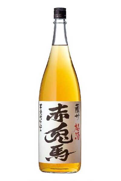 【ギフト 梅酒】赤兎馬の梅酒1800ml リキュール類 14度〜15度 濱田酒造 鹿児島県産