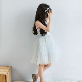 子供服 女の子 ワンピースドレス チュールワンピース 子どもドレス ドレス フォーマルドレス キッズ ジュニア 子供ドレス キッズ 発表会 結婚式 七五三