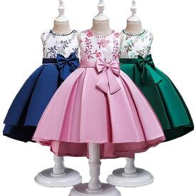 ドレス 子供 ピアノ 発表会 子供ドレス 二次会 フォーマルドレス 演奏会 結婚式 七五三 入学式 女の子ドレス ベビードレス 子ども服 ワンピース