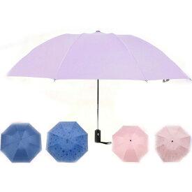 傘 逆さ傘 晴雨兼用 UVカット 遮光 レディース メンズ 日傘 男女兼用 さかさま傘 逆さま傘 逆向き 逆さまの傘 折りたたみ 自動開閉 おしゃれ 折りたたみ傘