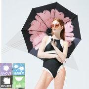 日傘折りたたみ晴雨兼用超軽量折りたたみ傘UVカット100%遮光遮熱完全遮光傘遮熱効果UVカット紫外線対策かわいいレディース