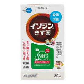 【第3類医薬品】 塩野義製薬 イソジンきず薬 30mL
