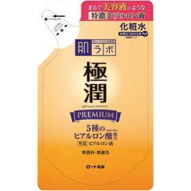ロート製薬 肌研 ハダラボ 極潤 プレミアム ヒアルロン液 つめかえ用 170mL 詰め替え用 ゴクジュン 保湿化粧水