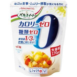 味の素 大正製薬 リビタ パルスイート カロリーゼロ 低カロリー甘味料 顆粒 170g