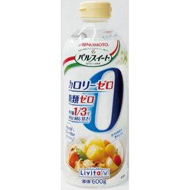 味の素 大正製薬 リビタ パルスイート カロリーゼロ 低カロリー甘味料 液体 600g