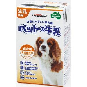ドギーマンハヤシ ペットの牛乳 成犬用 250mL
