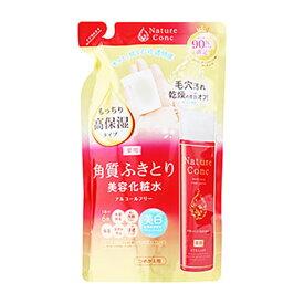 【医薬部外品】 ナリスアップ ネイチャーコンク 薬用 クリアローション とてもしっとり 詰替 180mL