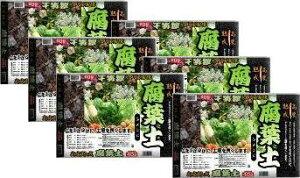 高度熟成腐葉土 40L 6本セット 腐葉土 土壌改良 園芸 土 用土 本州・四国・九州地区限定 送料無料