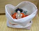 雛人形 雛人形収納袋 雛人形収納パック 大小セット 中身がすぐわかる透明窓付き ひな人形 収納袋 顔カバー付き 保存…