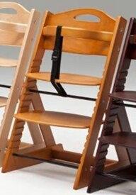グローアップチェア 座面可動式 ブラウン ベビーチェア 子供イス マジカルチェア ダイニングチェア 子供椅子【関東〜九州送料無料】 【smtb-k】 【ky】 【家具】 【京都−市やま家具】 【RCP】