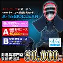 早割りキャンペーン中!神奈川八光堂共同開発『A-1αBIOCLEAN(バイオクリーン)』5ミリテトニット剣道防具セット
