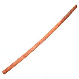 \木刀/赤樫大刀普及品(101.5cm) 【剣道具・木刀・剣道型用赤樫】