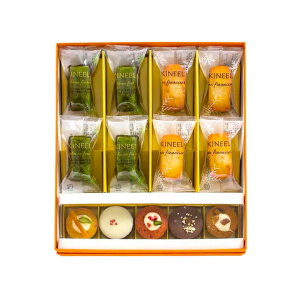 anフィナンシェギフトSS(13個入)(anフィナンシェ×4、抹茶anフィナンシェ×4、姫ガトー5個入) 【 京都 スイーツ お祝い 内祝い 引菓子 出産祝い 就職祝い ギフト 手土産 かわいい 贈り物