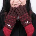 和のニット手袋・和雑貨 京都くろちく・手ぶくろ
