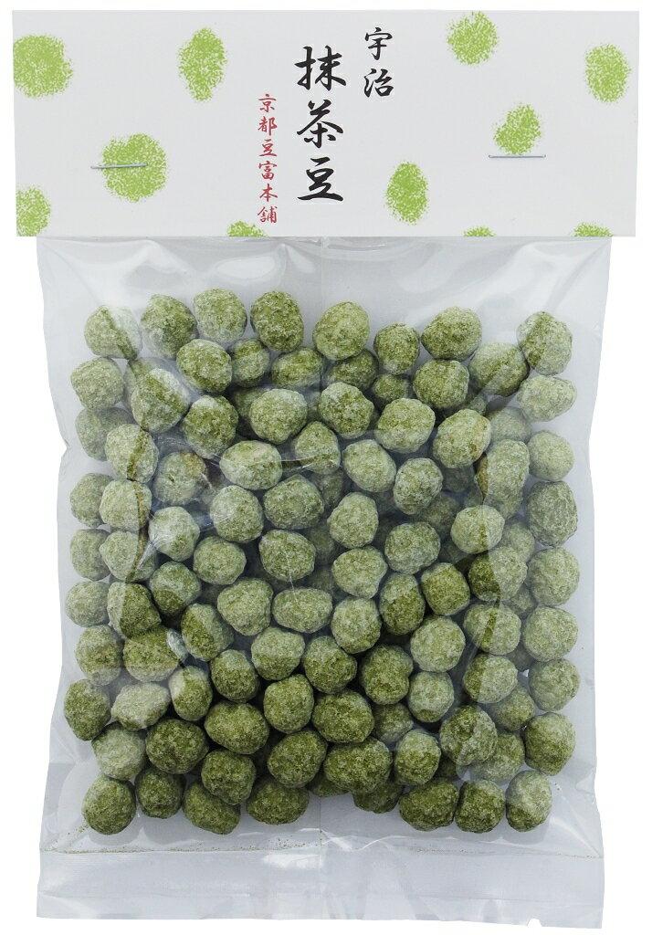 宇治抹茶豆