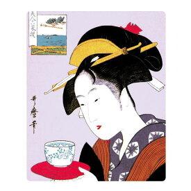 【日本のおみやげ】◆マウスパッド【お茶美人】