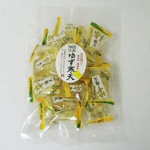 柚子果汁入り寒天ゼリー【個包装】【海外発送】