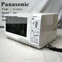 【中古】NEEH211 Panasonic/NE-EH211/電子レンジ/60Hz地域専用/美品