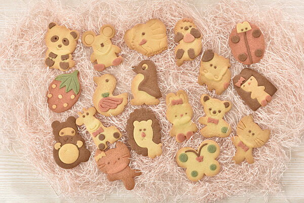 大人気 パンダちゃんのクッキーメルヘンクッキー【パンダ】[プチギフト][ブライダルギフト][プレゼント交換]
