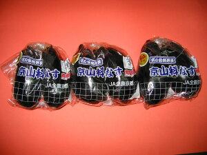 京都中央卸売市場中西青果仲卸直送だから新鮮!仲卸中西青果厳選京野菜山科茄子(やましななす)2個入1袋