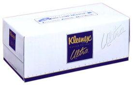 送料無料 クリネックス ウルトラ ファミリーサイズ 1箱×10パック 00119