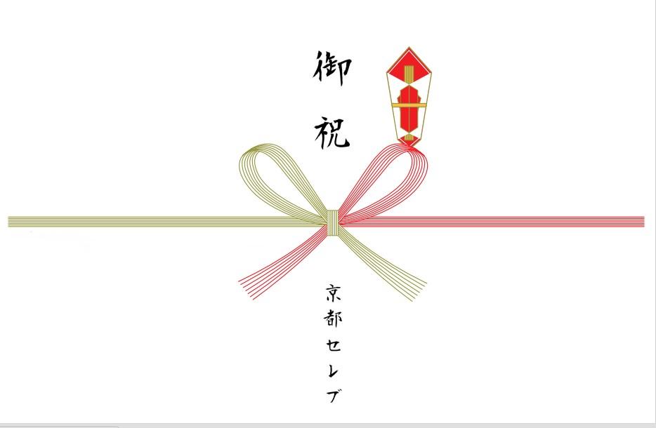 ●送料無料 [のし紙][熨斗]蝶結び (A4サイズ) 10枚セット かわいい 可愛い 03157