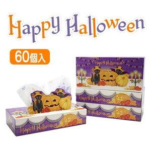 ●送料無料 イトマン 2021 ハロウィン ( Happy Halloween ) ティッシュ ペーパー 120組 ×60個 (20120108) 73233