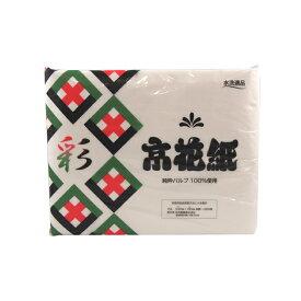 ●送料無料 和光製紙 京花紙 彩 1000枚×12個入 まとめ買い ちり紙 61144