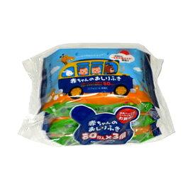 ●代引き不可 送料無料 昭和紙工 赤ちゃんの おしりふき 80枚 3個パック×20個入 40254