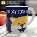 しばんばん《SHIBANBAN》柴犬のあるあるな仕草がかわいいシリーズマグカップ&ミニタオルセット・GOOD DAY大好評につき…