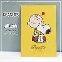 PEANUTS【ピーナッツ・スヌーピー】・ポストカードFULL OF LOVEシリーズスヌーピーとチャーリーブラウン