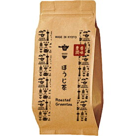 【ほうじ茶|リーフタイプ(200g)】 ごえん茶の焙じ茶をご家庭でもお気軽に楽しんでいただける、ホームエディション。たっぷりお徳用の親方サイズ。日本茶専門店の京都・宇治田原産のほうじ茶茶葉200g入/ほうじ茶 焙じ茶 茶葉 リーフ 京都産 美味しいお茶 低カフェイン