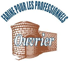 増田製粉 ウーヴリエ 25kg フランスパン用粉 強力粉