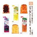 【ポイント20倍】キユーピー ジャネフ 低カロリージャムアソートセット(14g×5個×3種類) 小袋 小分け いちご ママ…