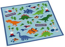 ランチクロス/縦43×横43cm/ ★ スケーター / ランチクロス / KB4 / ディノサウルス