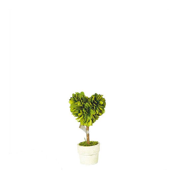 ダルトン トピアリー ハート S 観葉植物 インテリアグリーン トピアリー 植物 かわいい インテリア おしゃれ ツゲ科 【 DULTON TOPIARY HEART S CH07-G296S 】
