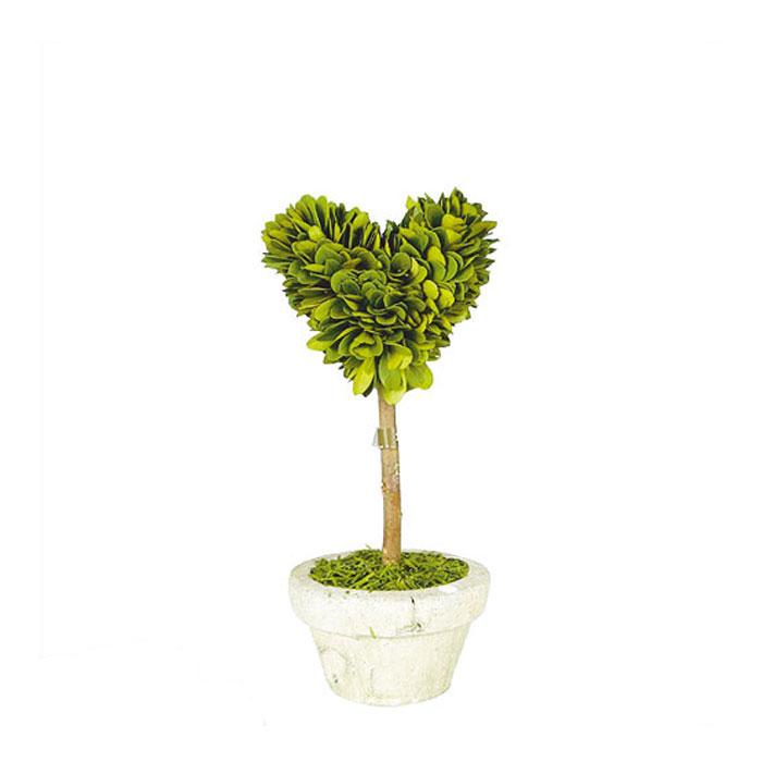 ダルトン トピアリー ハート M 観葉植物 インテリアグリーン トピアリー 植物 かわいい インテリア おしゃれ ツゲ科 【 DULTON TOPIARY HEART M CH07-G296M 】
