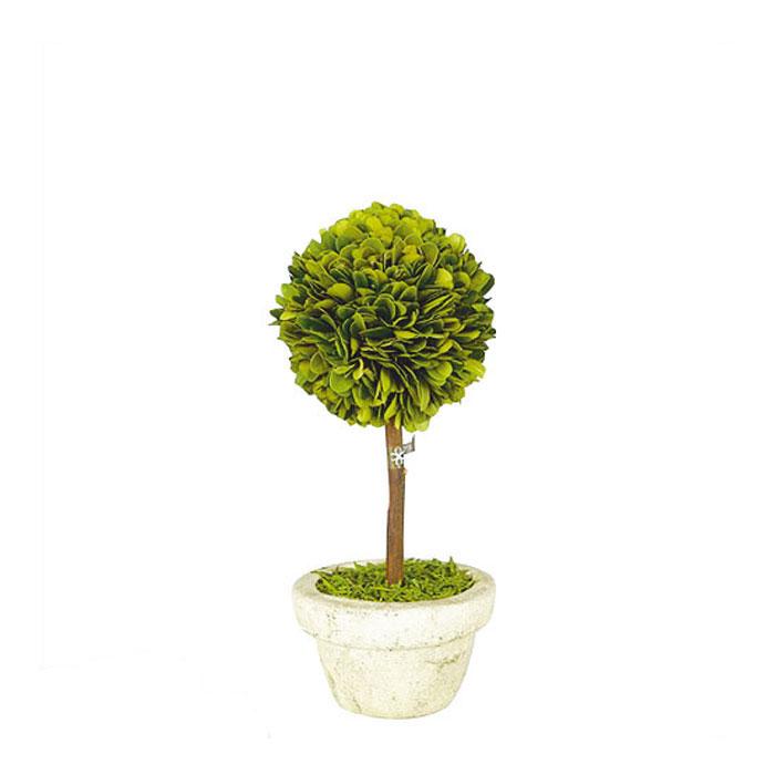 ダルトン トピアリー ボール M 観葉植物 インテリアグリーン トピアリー 植物 かわいい インテリア おしゃれ ツゲ科 【 DULTON TOPIARY BALL M CH07-G297M 】