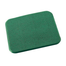 スタンディングマット II 緑 500×600mm / MR0625221 / テラモト 4904771114637
