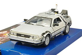 WELLY / 1/24 デロリアン(BACK TO THE FUTURE II) / WE22441W / 4548565348534 / コレクション ホビー 趣味 京商ダイキャスト