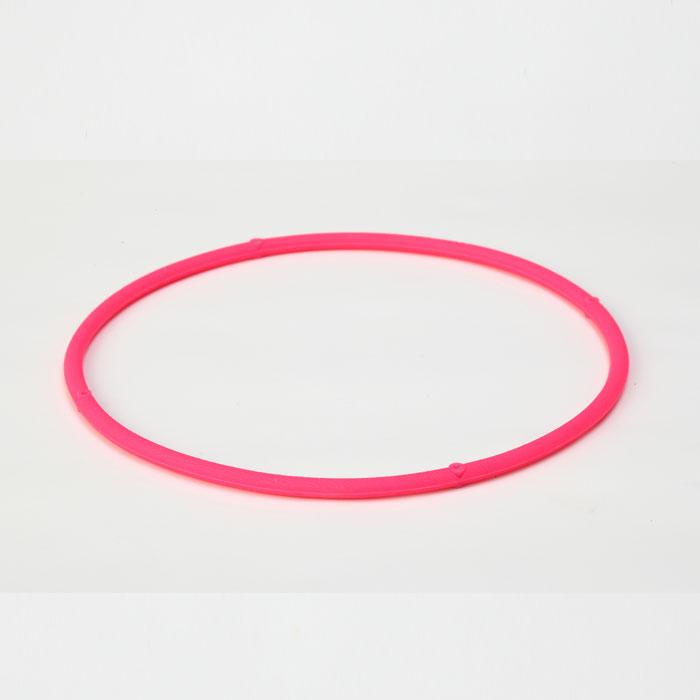 ファイテン ネックレス 【 RAKUWA磁気チタンネックレスS ピンク 45cm 0214TG605352 】 phiten