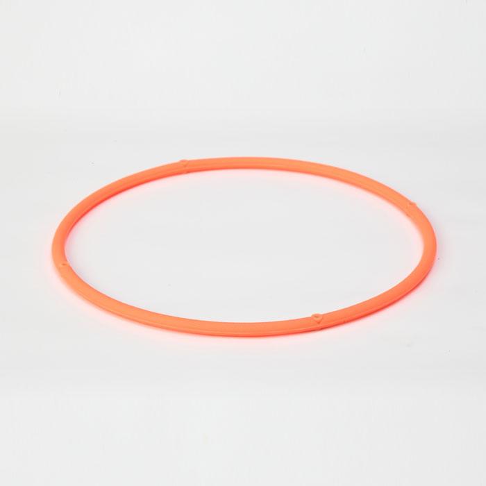 ファイテン ネックレス 【 RAKUWA磁気チタンネックレスS オレンジ 55cm 0214TG605454 】 phiten