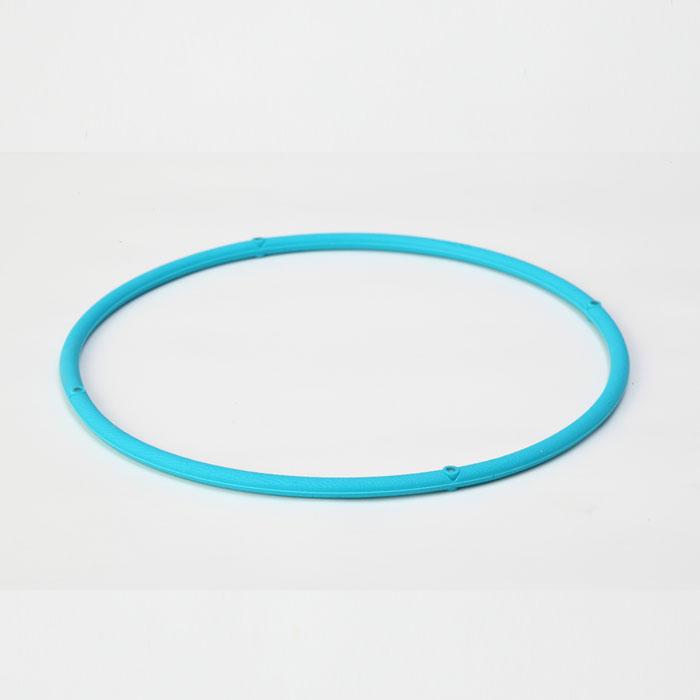 ファイテン ネックレス 【 RAKUWA磁気チタンネックレスS ブルー 45cm 0214TG605552 】 phiten