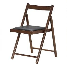 折りたたみチェア 折りたたみチェアー フォールディングチェアー イス チェアー チェア コンパクト収納 肘なし 背もたれ 肘掛けなし 折り畳み 折畳みチェアー 椅子 いす 木製 リビング オフィス 書斎 シンプル