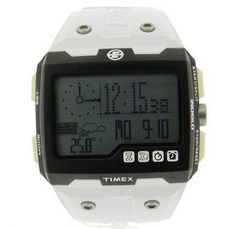 TIMEX expedition WS4 watch SS/ resin men